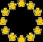 Жёлтые звёзды