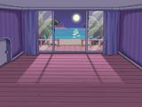 Тёмный домик у моря