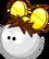Шапка «Золотые ушки» в инвентаре