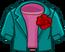 Пиджак «Цветочек» в инвентаре