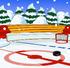 Фон «Хоккей» 2009