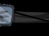 Чёрная повязка ниндзя