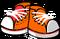 Кеды «Оранж» инвентарь