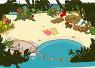 Пляжджунг