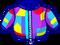 Разноцветная куртейка в инвентаре да