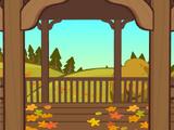 Фон «Осень»