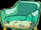 Кресло-аквариум