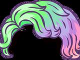 Причёска «Сорбе»
