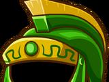 Древнеримский шлем