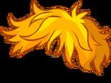 Причёска «Солнечная»