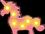 Светильник «Единорог»