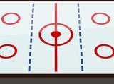 Хоккейный ковёр