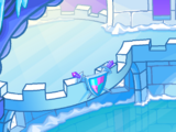 Ледяная крепость