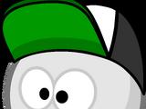 Полосатая кепка