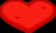 Ковёр «Сердечко»