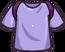 Техно-футболка с рюкзаком в инвентаре