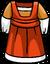 Платье инвентарь