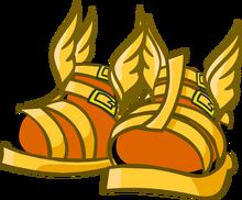 Санды с ногами
