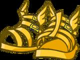 Крылатые сандалии