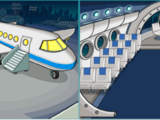 Домик-самолёт