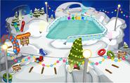Снежная гора (Новый год)