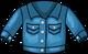 Джинсовая куртка инвентарь