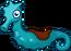 Спутник «Морской Конёк» в инвентаре