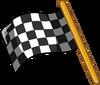Flag left
