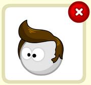 Стильная причёска