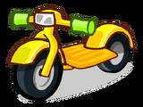 Лимонный велокат