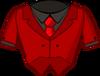 Костюм «Будь в красном!» в инвентаре