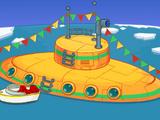 Дом-субмарина