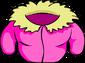 Розовая жилетка инвентарь