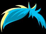 Причёска «Колибри»