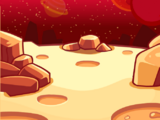 Фон «На Марсе»