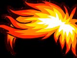 Набор причёсок «Огонь»