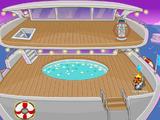 Клуб «Яхта» с приключениями