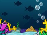 Фон «Подводный»