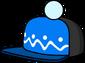 Blue Cap 2