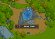 Shard gate