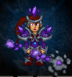 Arcane outfit