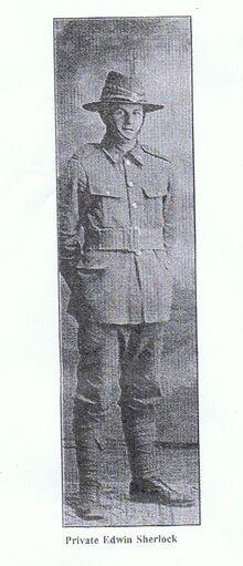 Edwin Sherlock