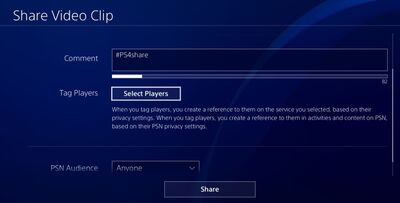 PS4 System Software Changelog | SHAREfactory Wiki | FANDOM