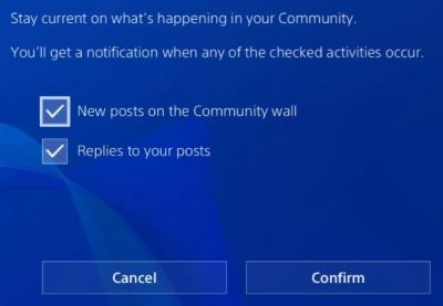 CommunityNotifications
