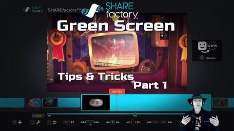 Green Screen Tips & Tricks (Part 1) - SHAREfactory™ v1