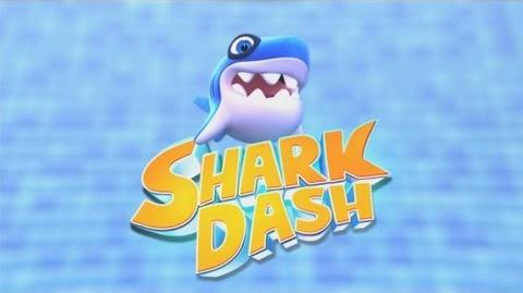Shark Dash - Cinematic Launch Trailer