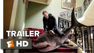 Sharknado 5- Global Swarming Trailer -1 (2017) - Movieclips Trailers