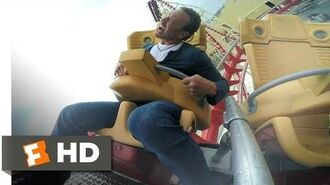 Sharknado 3 Oh Hell No! (6 10) Movie CLIP - Shark Coaster (2015) HD