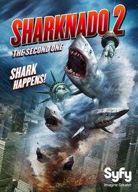 Sharknado 2 poster 001