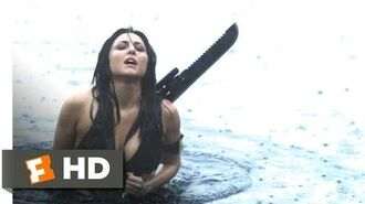 Sharknado 3 Oh Hell No! (4 10) Movie CLIP - Professional Shark Slayers (2015) HD